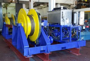 Riser puller system